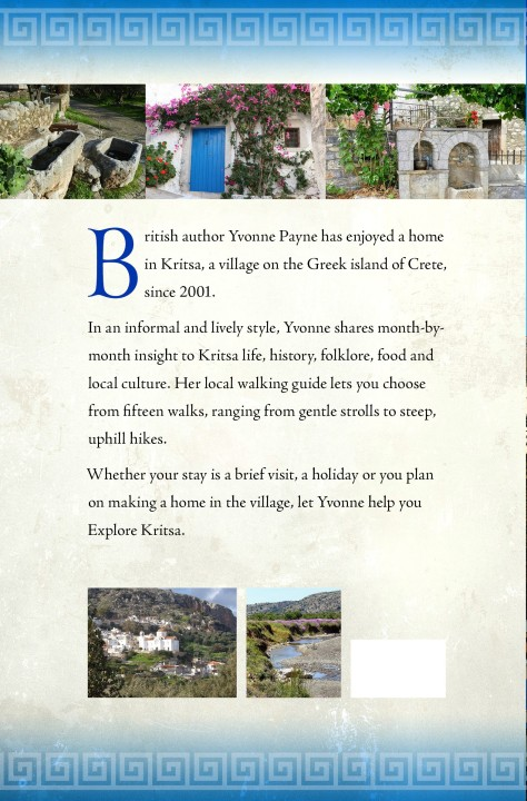 Explore Kritsa back cover